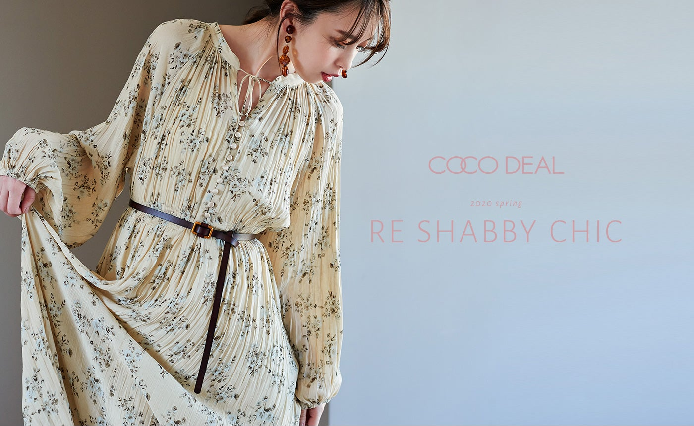 COCO DEAL spring Collection