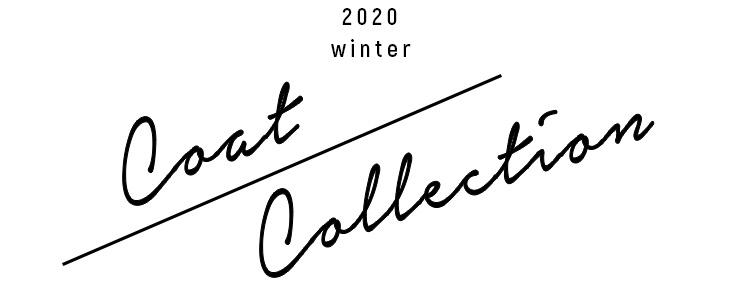 2020 winterCOAT COLLECTION